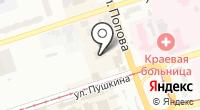 Робин Бобин на карте