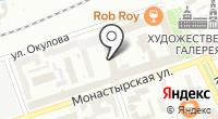 Drakkar на карте