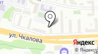 Пельменная на карте