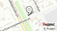 Фирма Элтеп на карте