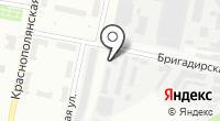 Пихта-полимер на карте