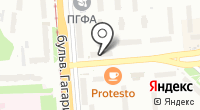 В гостях у Марфы на карте