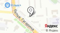 Ст-ангел на карте
