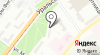 Руслан на карте