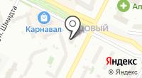Дерибасовская на карте