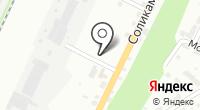 УралСнаб на карте