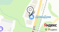 Марлин на карте