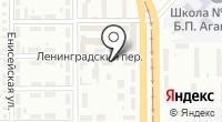 АСКОН-Урал на карте