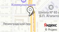 МагБизнес на карте