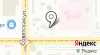 Элит-Сити на карте