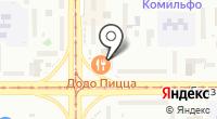 Магазин дисков на карте