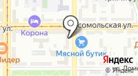 Центр технологий на карте