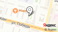 Зара на карте