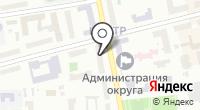 Фунтик на карте