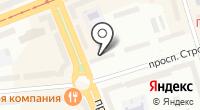 Пуговица П на карте