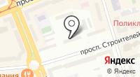 Модерн на карте