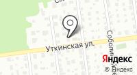 АГП на карте