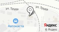 Регион-Текстиль на карте