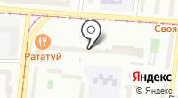 Сеть мастерских по ремонту обуви и одежды на карте