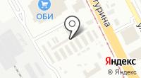 Аква-Кит на карте