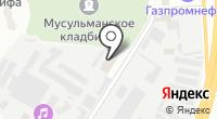 Протекстиль на карте
