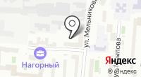 Бюро технической охраны на карте