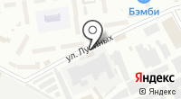 Екатеринбургский хлебозавод №2 на карте