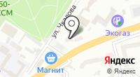 СК Екатеринбургсантехмонтаж на карте