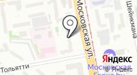 Центр психотерапии и биомедицины на карте