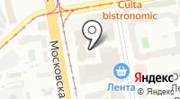 Авторемком на карте