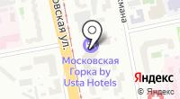 Шале на карте