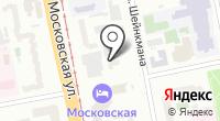 Продукты на Шейнкмана на карте