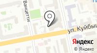 Едем Домой на карте