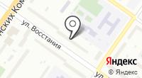 ЖЭУ №3 на карте