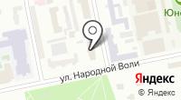 Геотехпроект на карте