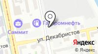 БизнесТрансАвто на карте