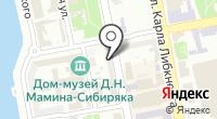 X.O. на карте