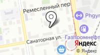 Салон бытовых услуг на карте