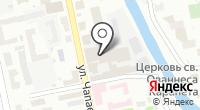 Popillon Noir на карте
