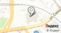 Муниципальное объединение автобусных предприятий на карте