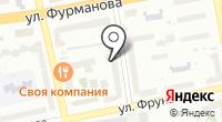 Урал-мастер на карте