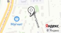 Атомпромсвязь на карте