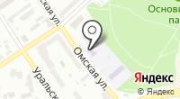 Лабораторный испытательный центр гигиены и эпидемиологии Свердловской области на карте