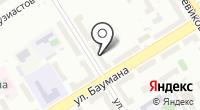 Урал-Колор на карте
