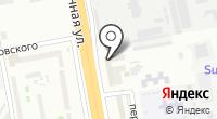 Солинг-Екатеринбург на карте