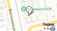 НоваТехСтрой на карте