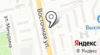 Екатеринбург Панавто на карте