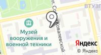 Опт-Безопасность на карте