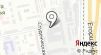 Всеслав на карте