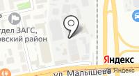 Арт-Мувинг на карте